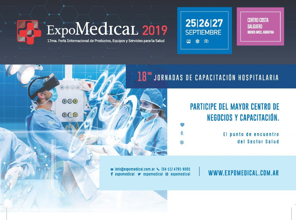 Expomedical 2019 Revista
