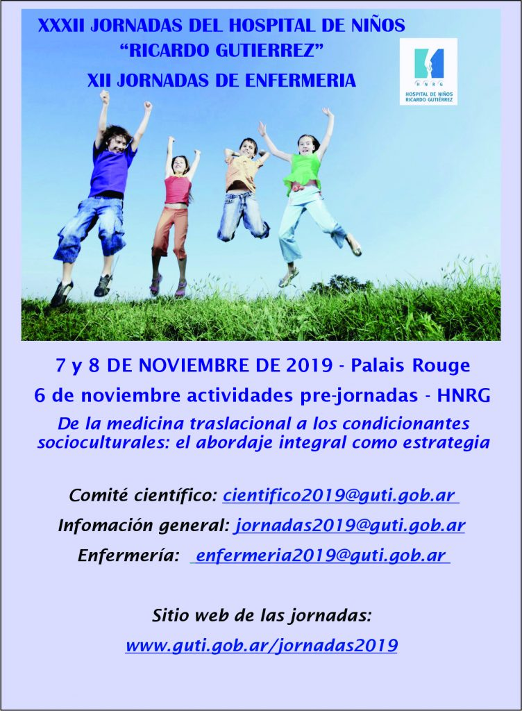 Flyer Jornadas web revista